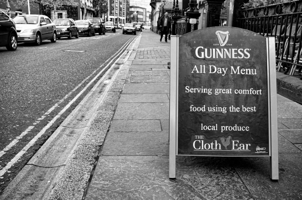 The Cloth Ear, Waring Street, Belfast