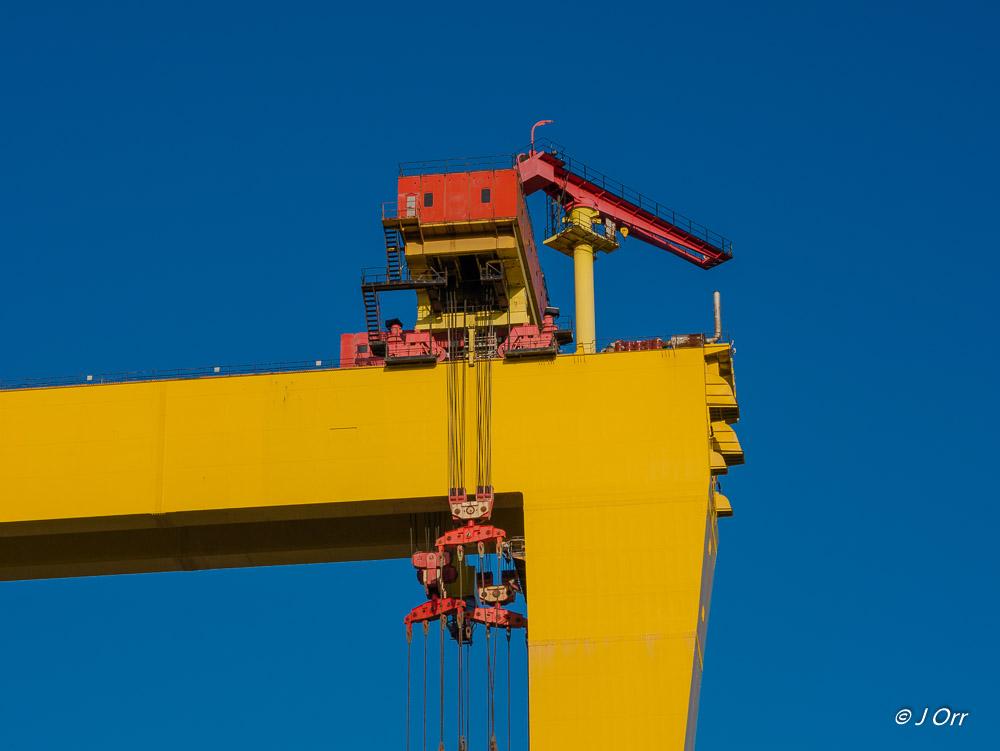 Goliath, Harland & Wolff crane