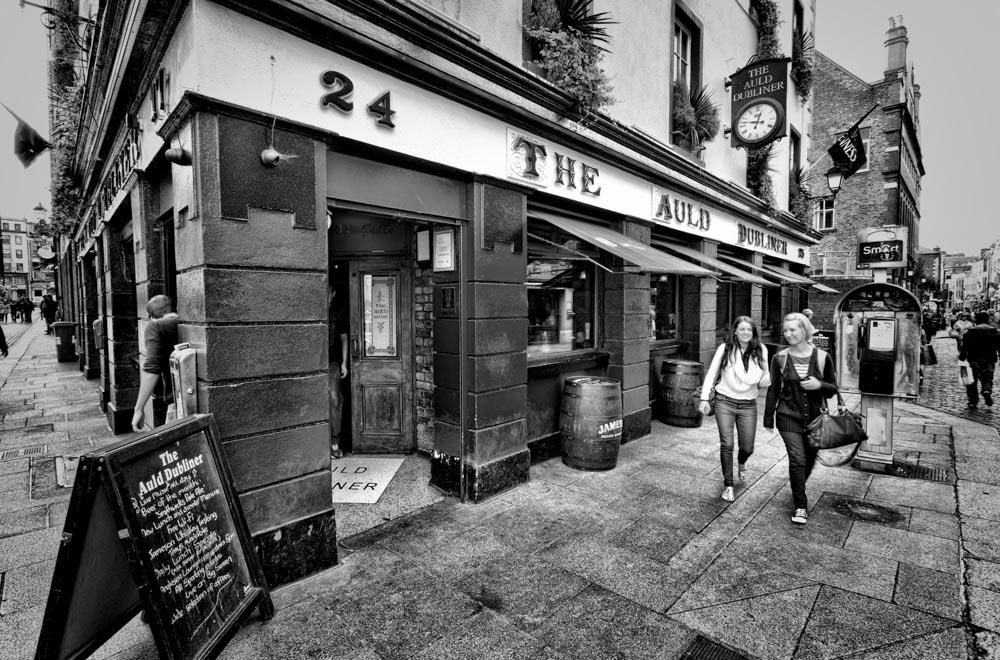 The Auld Dubliner, Temple Bar, Dublin, Ireland