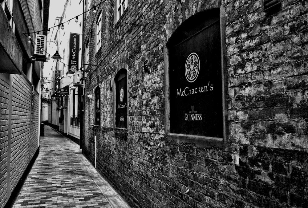 McCrackens Bar, Joy's Entry, Belfast