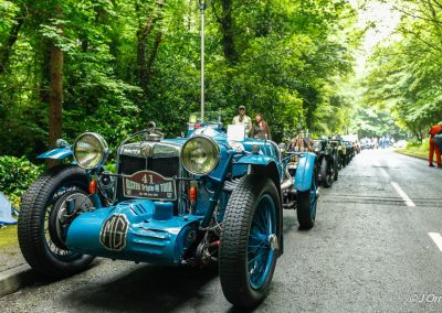 Holywood, Northern Ireland, UK, 11th June 2016. Cultra Hill Climb