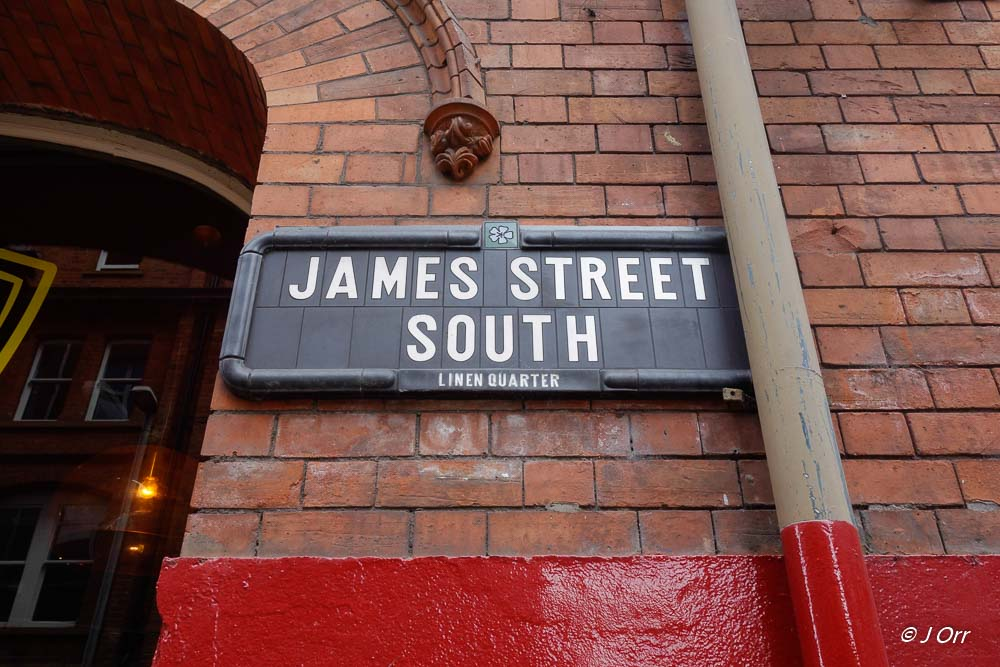 James Street South
