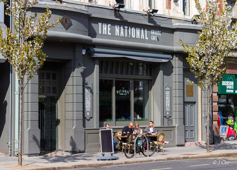 The National Grand Cafe, Belfast