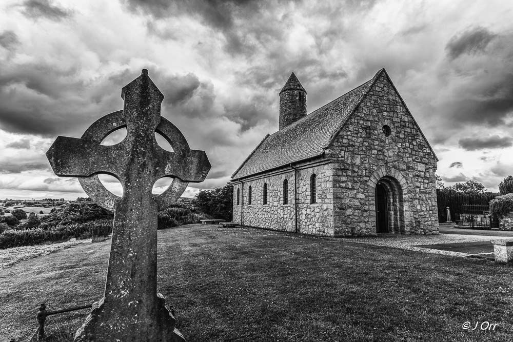 Saul Church, Downpatrick, County Down