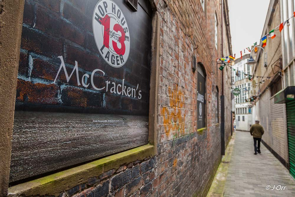 McCrackens Cafe and Bar, Belfast