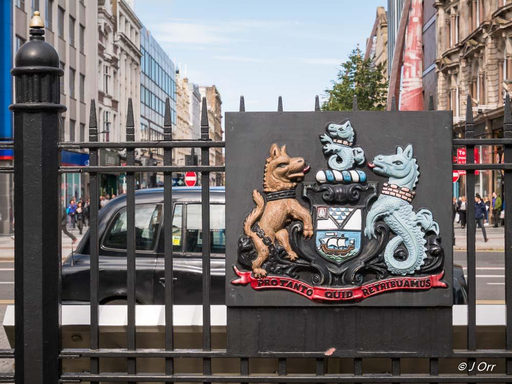 Belfast Coat of Arms