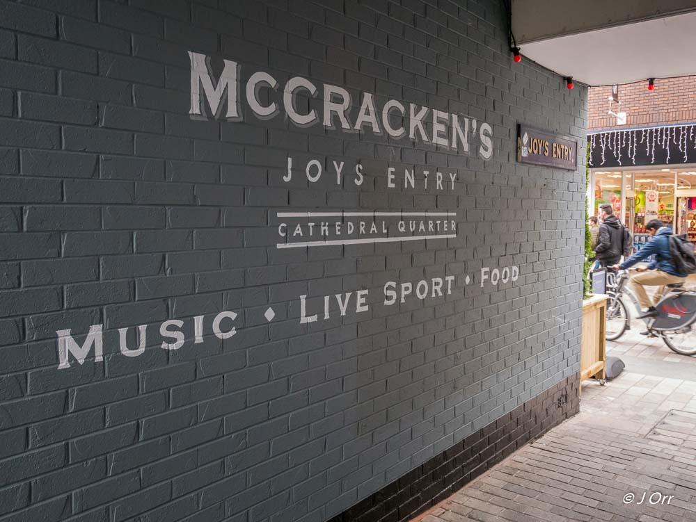 Joys Entry, Belfast