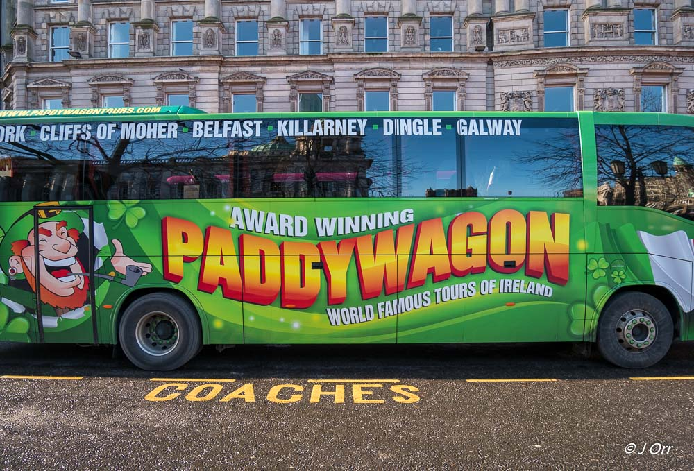 Paddy Wagon Tours