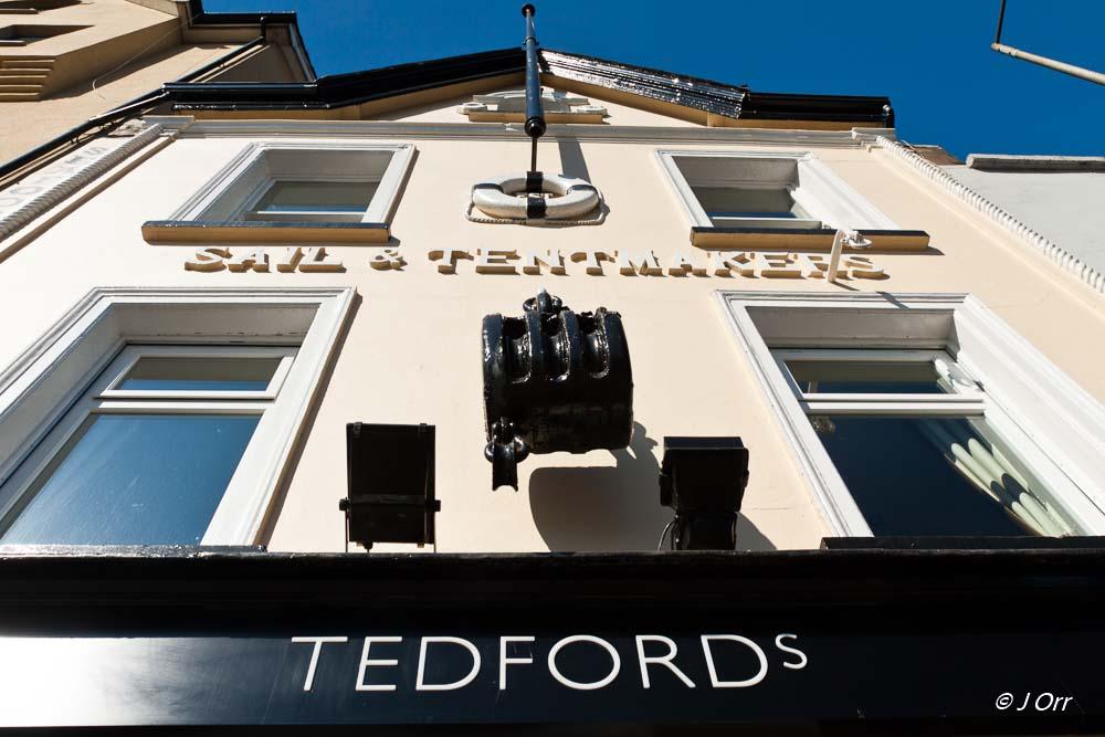 Tedfords Restaurant, Belfast
