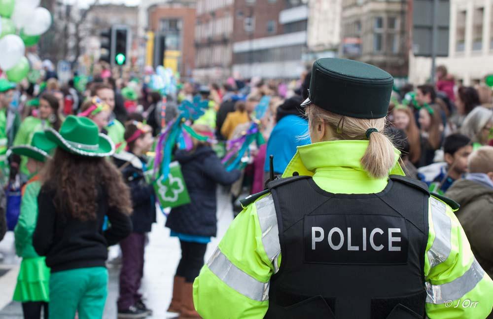 St Patricks Day, Belfast, 2013