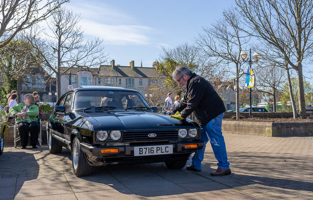 The Ford Capri Club