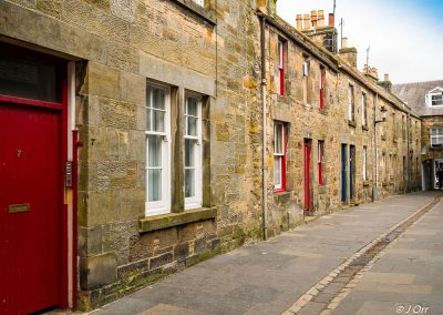 Logies Lane, St. Andrews