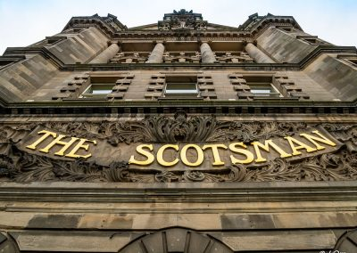 The Scotsman, Edinburgh
