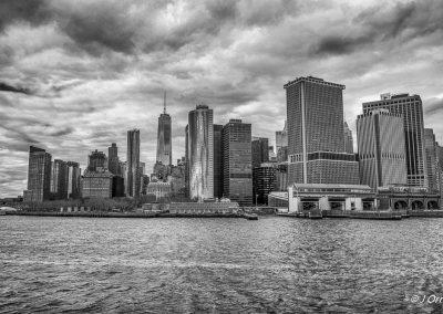 New York, April, 2016