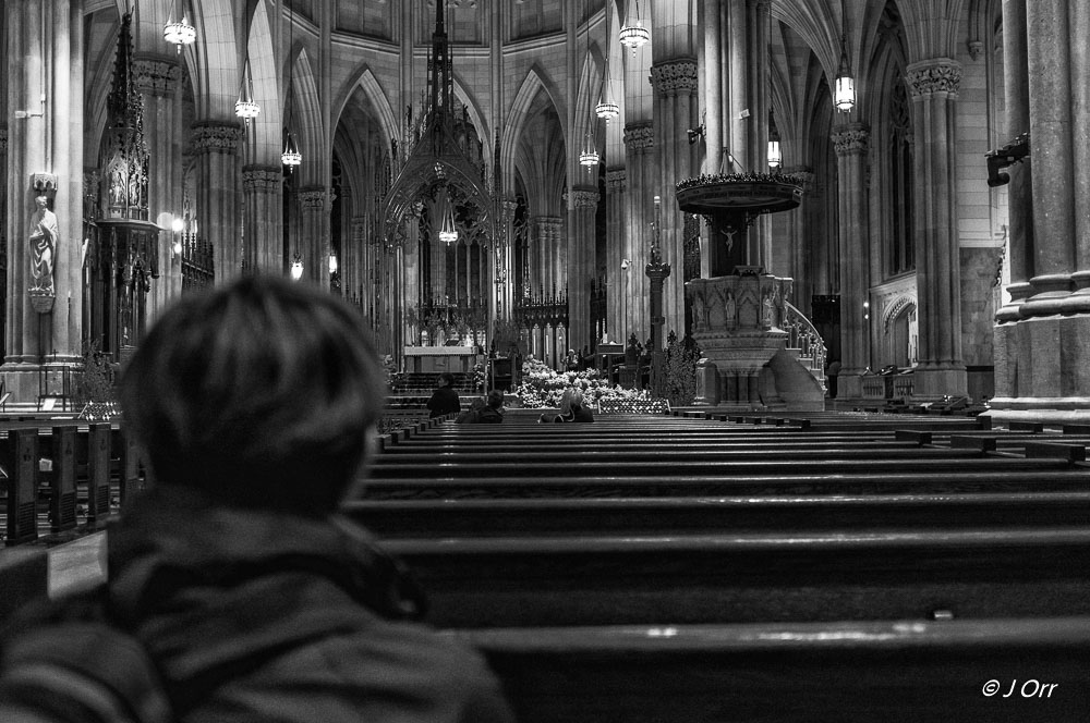 Saint Patrick's Cathedral, New York
