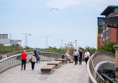 Lagan Footbridge