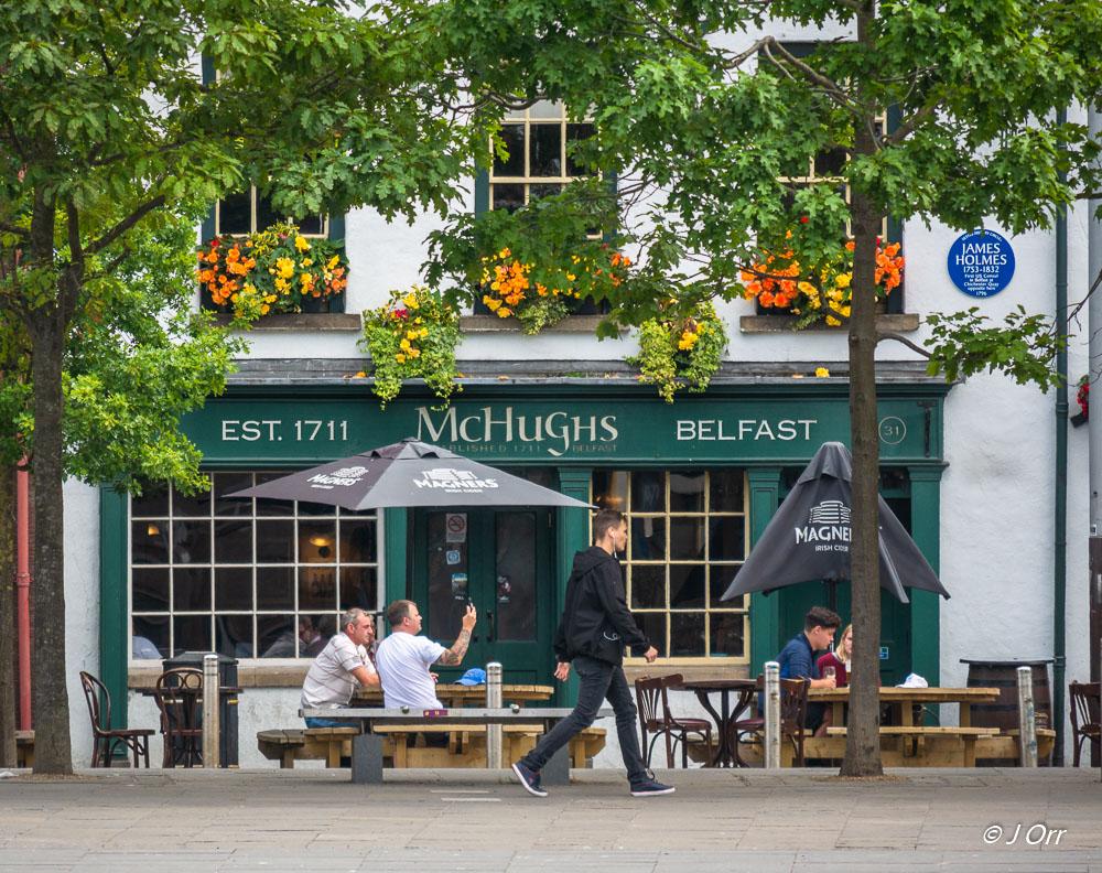 McHughs Bar, Belfast
