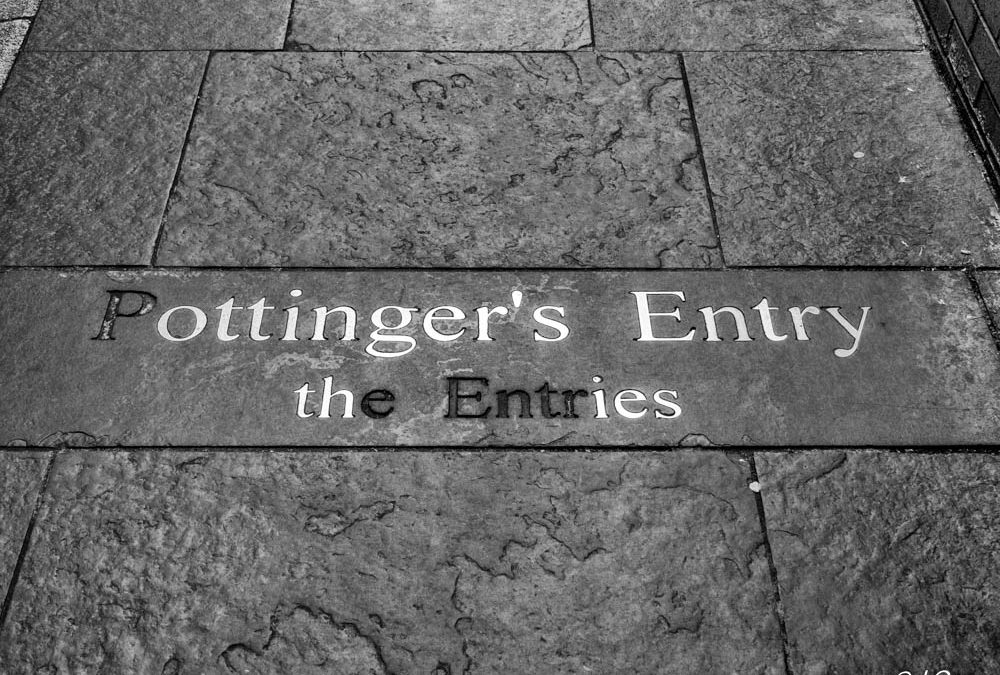 Pottinger's Entry