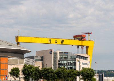 Shipyard Crane, Belfast