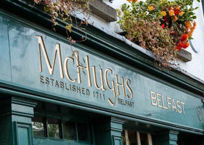 McHugh's, Belfast