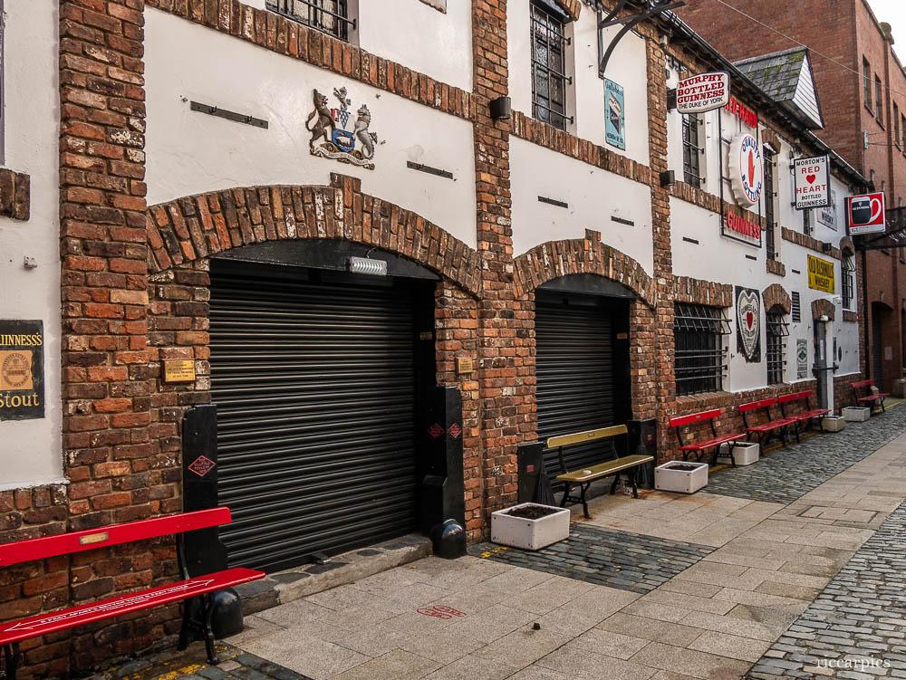Duke of York Bar, Belfast, Northern Ireland