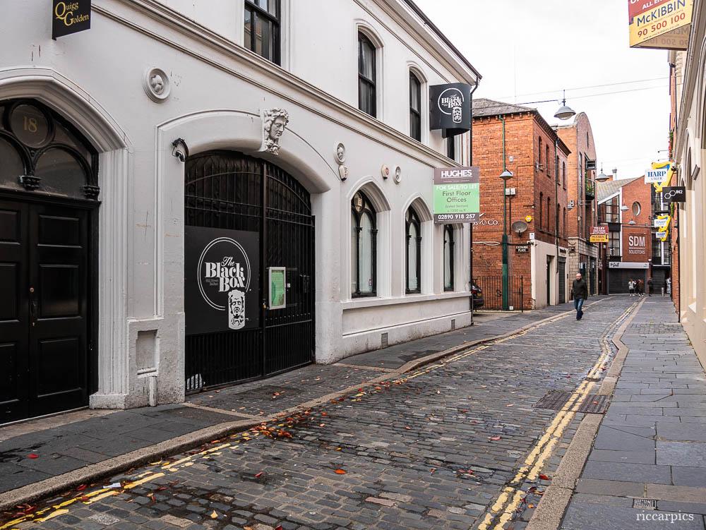 Hill Street, Belfast, Northern Ireland